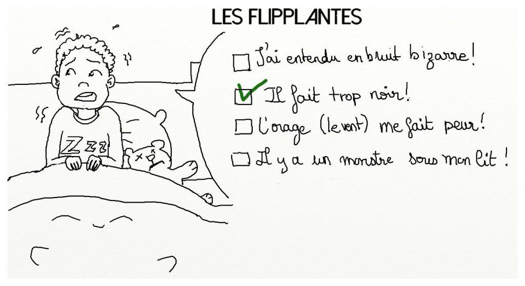 excuse flipplante