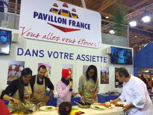 recette poisson pavillon france
