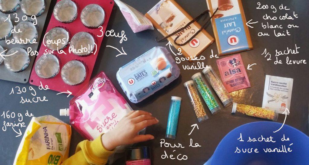 recettes cupcakes blog maman rouen
