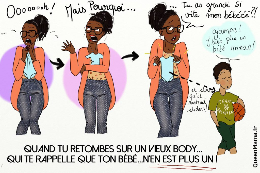 blog BD maman humour parent