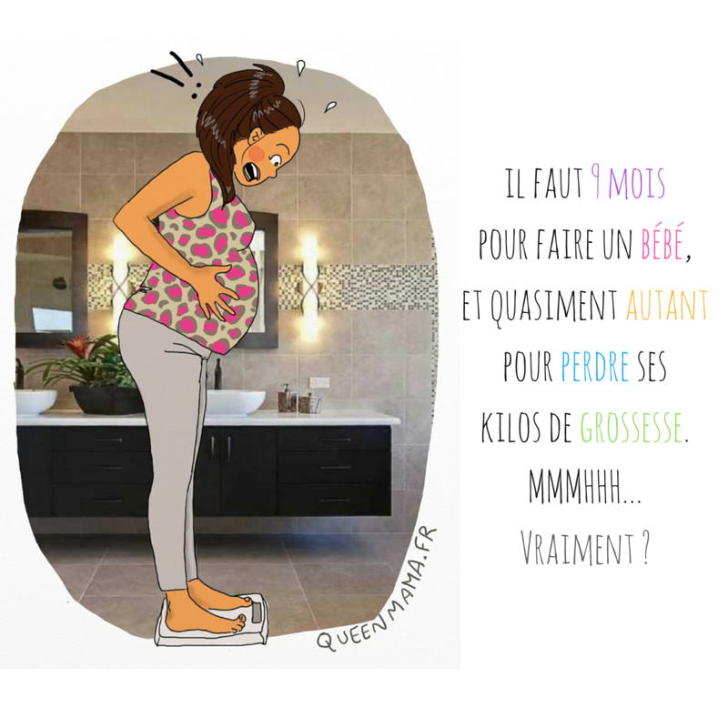illustration grossesse blog maman illustrarice