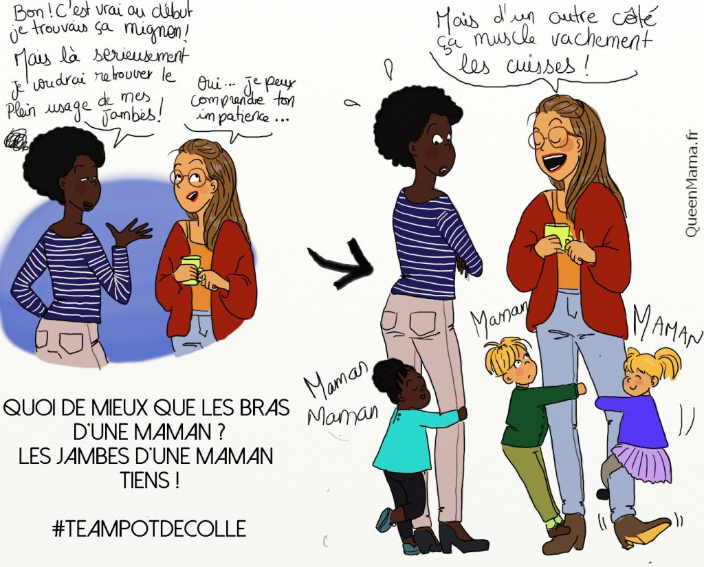 blog BD humour parent maman