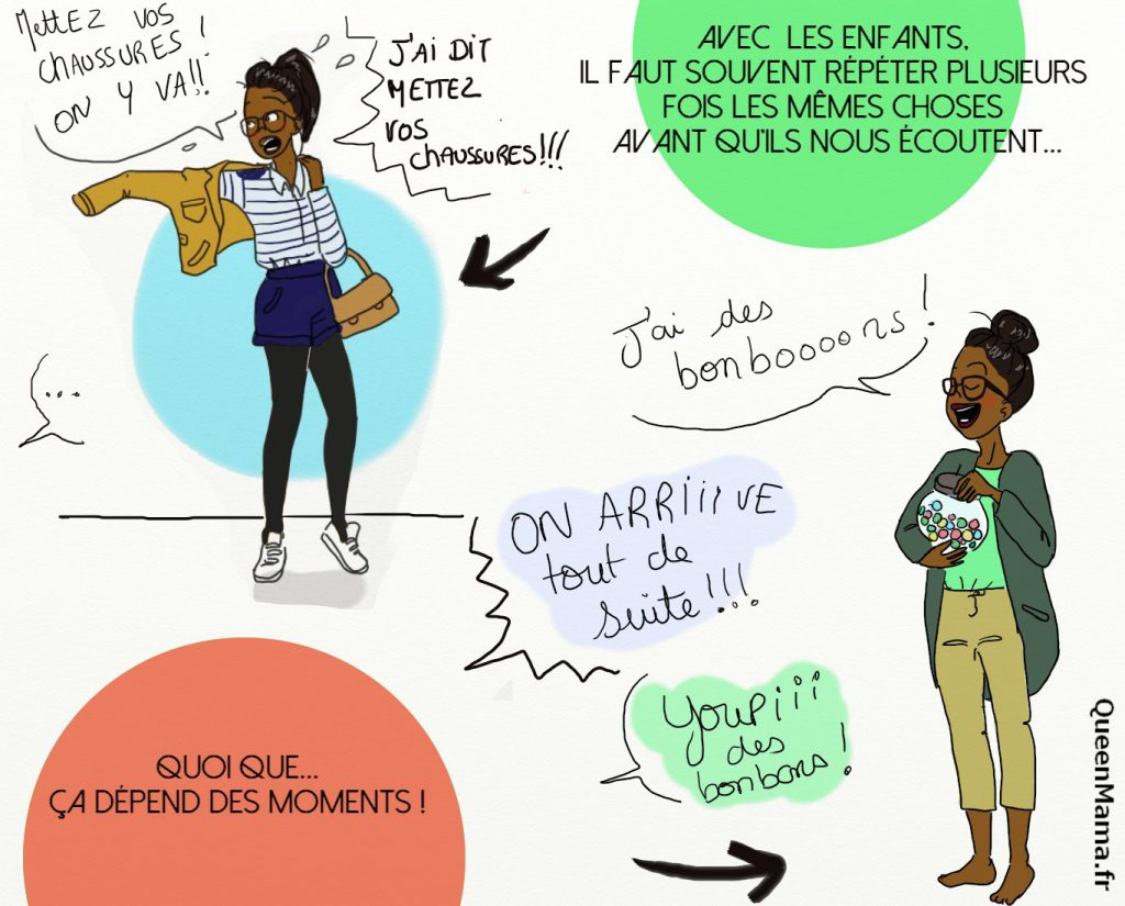 blog BD parent humour maman