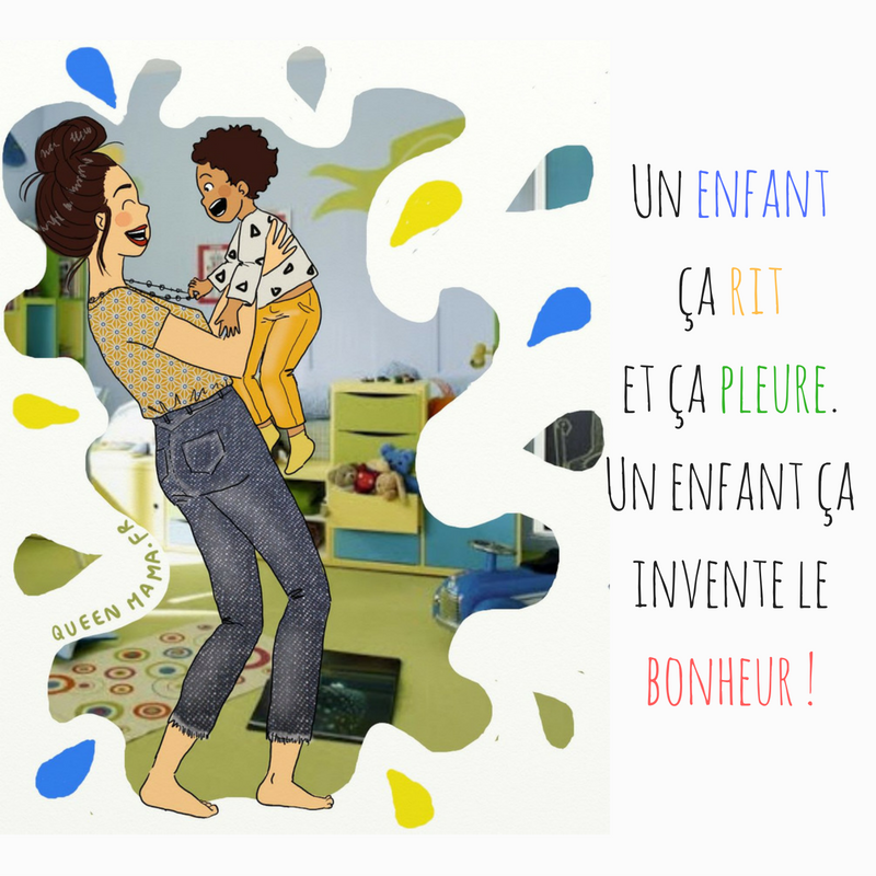 illustration maman illustratrice rouen blog BD