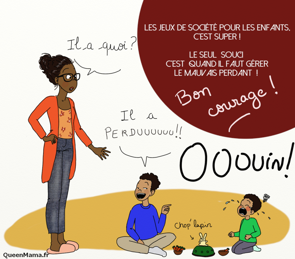 blog BD parent maman humour