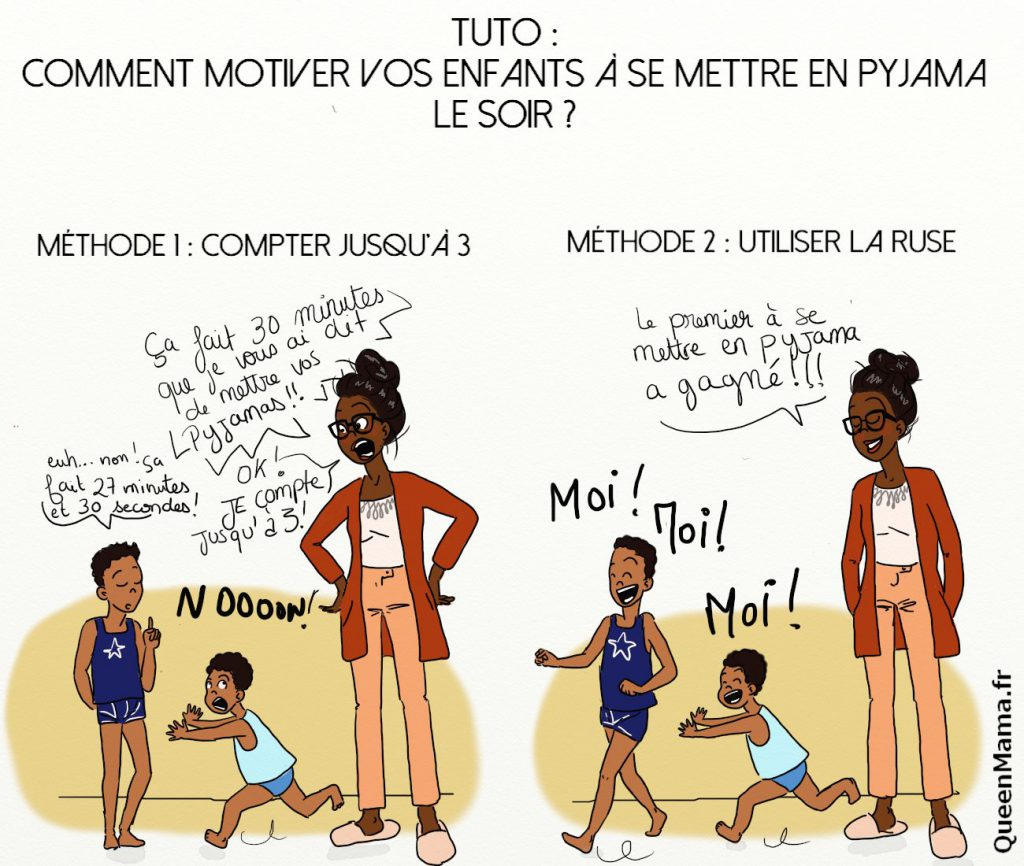 blog BD maman rouen humour parent