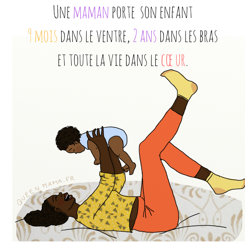 illustration illustratice rouen maman parent