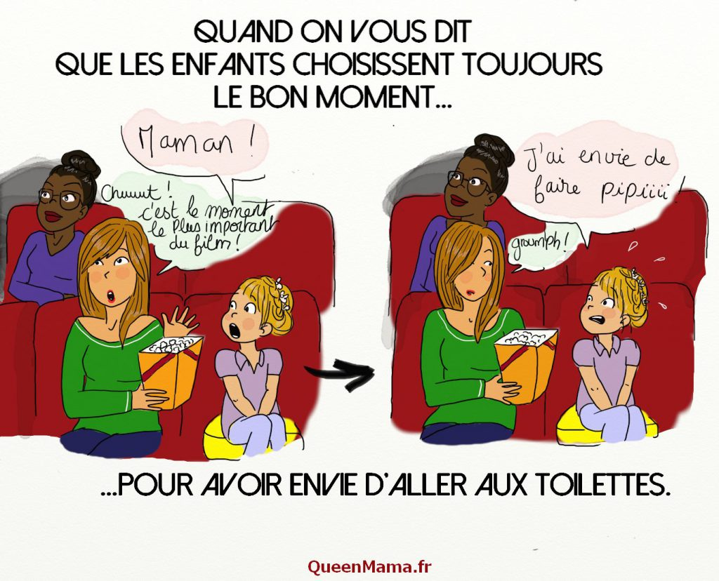 blog BD maman parent humour