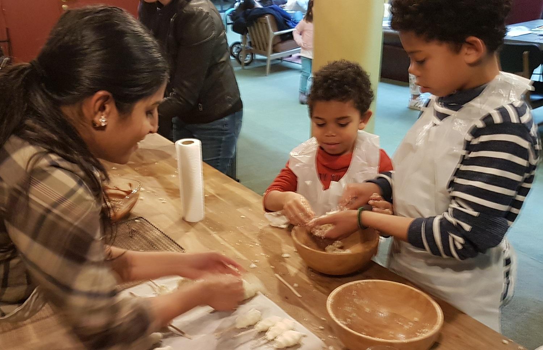 Queenmamale Plaisir De Cuisiner Avec Ses Enfants Queenmama