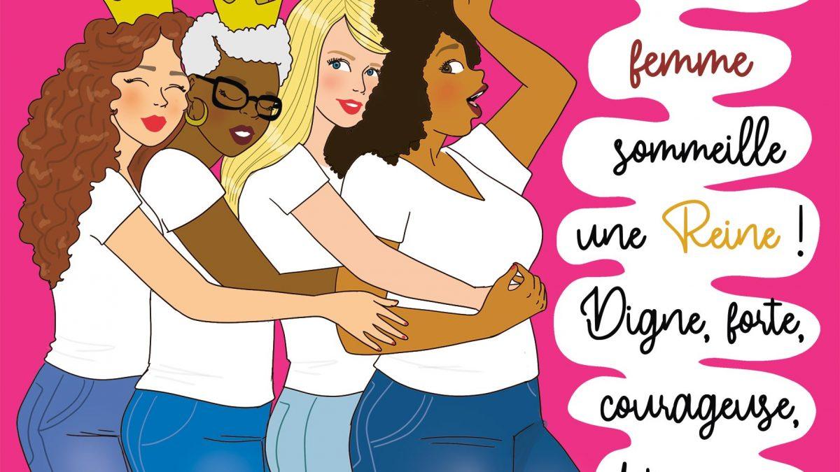 journée droit de la femme, femmes, 8 mars, illustratrice, dessin